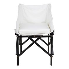 bahama director chair white