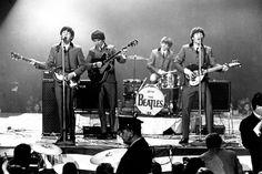 The Beatles Live at Washington Colosseum (Full Performance)