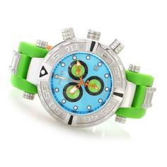 "Invicta Reserve 38mm or 47mm Subaqua Noma I ""Puppy Edition"" Swiss Quartz Silicone Strap Watch"