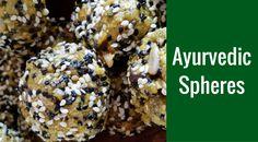 Ayurvedic Spheres Snack Recipes, Healthy Recipes, Snacks, Juglans Nigra, Superfoods, Art Blog, Healthy Food, Sweet Treats, Clean Eating