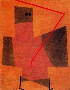 Paul Klee, The Step, 1932.