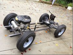 Alternative Insanity--tractors, go-karts, & other motorized machines - The Something Awful Forums