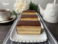 Medové řezy - Víkendové pečení Vanilla Cake, Tiramisu, Pudding, Baking, Ethnic Recipes, Desserts, Food, Author, Tailgate Desserts