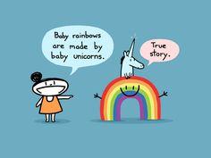 Baby Unicorns | Sebastien Millon