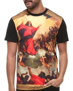 """Love this Masterpiece T-Shirt by Enyce on DrJays. Take a look and get 20% off your next order! """" In men's size but I still would buy it if I cant find one in women's or in small."""