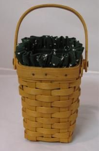 1998 Longaberger Horizon Of Hope Basket