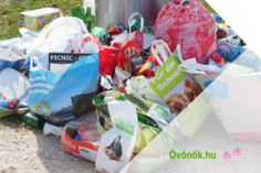 Garbage Pollution Waste - Free photo on Pixabay Rubbish Removal, Waste Removal, Lidl, What Is Waste, Survival Blog, Messy Room, Circular Economy, Food Waste, Home