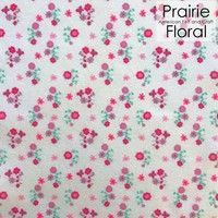 Prairie floral printed felt sheets, small floral. Felt Sheets, Pink Daisy, Rose Buds, Silver Glitter, Felt Crafts, Floral Prints, Polka Dots, Things To Come, Rainbow