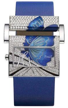Piaget Butterfly gemstone watch