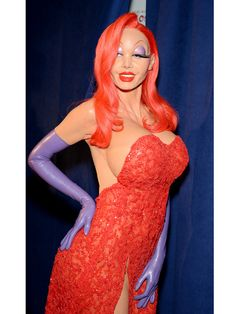 Les déguisements d'Hallowen d'Heidi Klum les plus extravagants : Jessica Rabbit