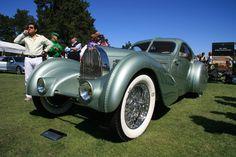 what color is the 1935 bugatti aerolithe   1935 Bugatti Type 57   DiyMid.com