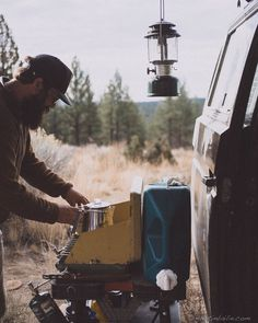 First things first.  #coffee #descendonbend #vanlife by justin_bailie