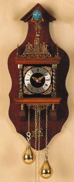 of the past ( ) - Dingen van vroeger ( ) ( Klok ) Sweet Memories, Childhood Memories, Grandmother Clock, Mechanical Clock, Antique Collectors, Good Old Times, Antique Clocks, The Old Days, Black Forest