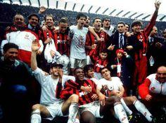 UEFA CHAMPIONS LEAGUE 1994 - AC Milan