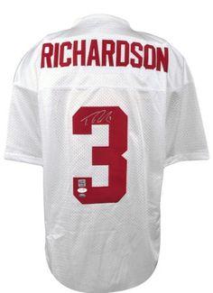 Trent Richardson Signed Alabama Crimson Tide Jersey - NIKE - SM - JSA  Certified - Autographed College Jerseys 11ac1c5bb