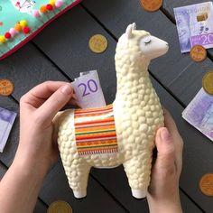 <p>Låt en lama ta hand om dina slantar!  Att spara pengar ...</p>