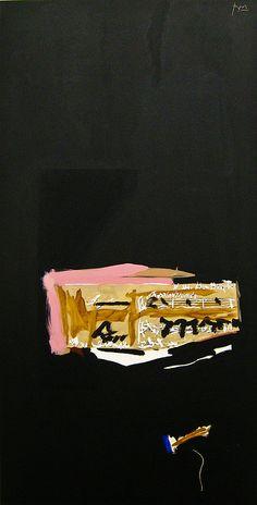 Robert Motherwell, Music over Music, 1981