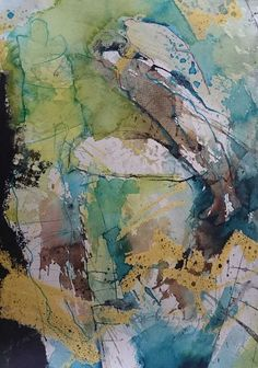 Marjan Nagtegaal Robert Rauschenberg, Gustav Klimt, Matisse, Picasso, My Works, Abstract Art, Museum, Birds, Watercolor