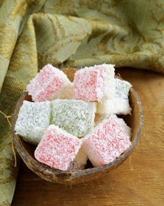 Turkish Delight Recipe