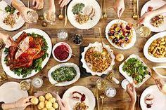 Conoce los #platillos típicos de #Thanksgiving. Asegúrate de que no falten en tu mesa en esta gran #celebración.