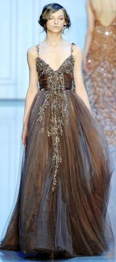 Elie Saab 엘리 샤브 / Fall/Winter 11.12 Haute Couture Paris