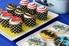 Superhero Birthday | CatchMyParty.com