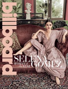 Selena Gomez x Billboard Women of the Year