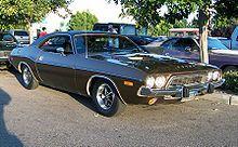Dodge Challenger – Wikipedia