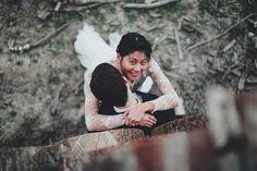 Fabienne asian beauty bride