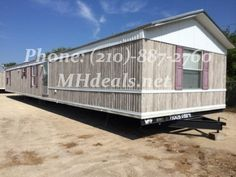 $22,000 (210)-887-2760 http://mhdeals.net/gallery/singlewide-trailers/San-Antonio-TX-2008CS632-V Real Cheap Single Wide Mobile home. 1,120 Square feet (16 x 70), with 3 bedrooms and 2 bathrooms. Large kitchen with lots of space. Tile laminate and carpet throughout the home. LIC 36155 We have all different models and years...