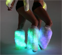 Color Changing Fur Fluffies