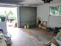 Diese drei alten Garagen bekamen eine schöne neue Aufgabe und sind heute nicht wiederzuerkennen ...