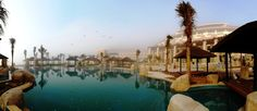Sofitel Hotel Palm Jumeirah - Winter Fog