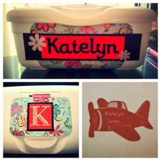 I decorated a baby wipes container for Katelyn to take to daycare using some scrapbook paper and mod podge. Baby Wipes Container, Childcare, Scrapbook Paper, Classroom, Travel, Home Decor, Day Care, Class Room, Viajes