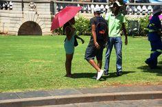 Gruppenreise 2013 mit TUI TRAVELStar Reisecenter Cityblick nach Südafrika. 1 Station war Pretoria.