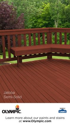Jatoba Is A Part Of The Olympic Elite Colors Semi Solid Collection By