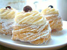 ammodomio: Zeppole di S.Giuseppe fritte|La ricetta perfetta di Nunzia|Metodo infallibile