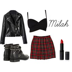 """""""Milah"""" by thegreaterfool on Polyvore"""