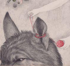 joanna concejo: loup... / wilk...