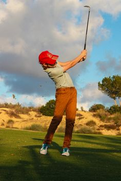 Great golfing photo session with a boy. Copyright @golfstash #golfstash #golf #golfing #photoideas
