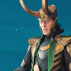 Pin it because of Loki (of course) and it is a pretty good costume reference