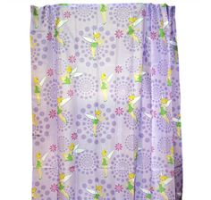 Buy Tinkerbell Bath Set   House U0026 Home   Bath   Shower Curtains .