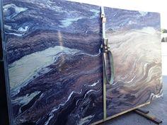 Bookmatched slabs of marble Granite Slab, Marble Slabs, White Marble, Exotic, Flooring, Stone, Building, Panda, David