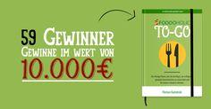 Jetzt noch Zugang zu frühzeitigen Informationen und Zugang zum legendärsten Foodoholic Food-Gewinnspiel + Chance auf Preise im Wert von 10.000€ sichern!