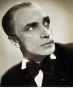 Conrad Veidt possibly The Passing of the Third Floor Back 1935