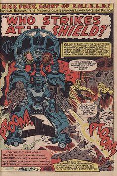 Nick Fury Invents ED-209