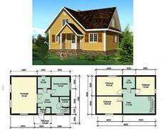 Casa em madeira