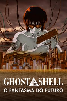 Watch Ghost in the Shell Full Movie Online