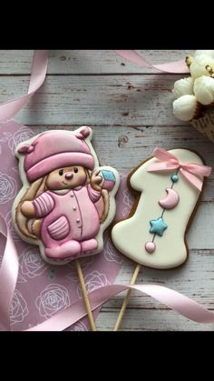 Baby Cookies, Baby Shower Cookies, Royal Icing Cookies, Cookie Decorating, Party Favors, Sweet Tooth, Cookie Ideas, Cakepops, Creative