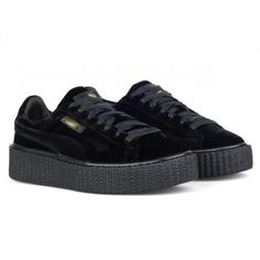 Free Shipping Puma Fenty by Rihanna Women s black Creeper c96ad6b45